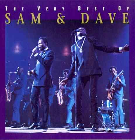 VERY BEST OF SAM & DAVE BY SAM & DAVE (CD)